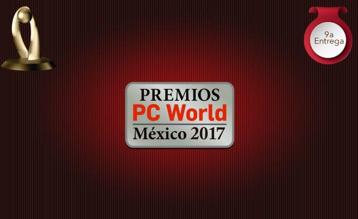 Novena Entrega de Premios PC World México