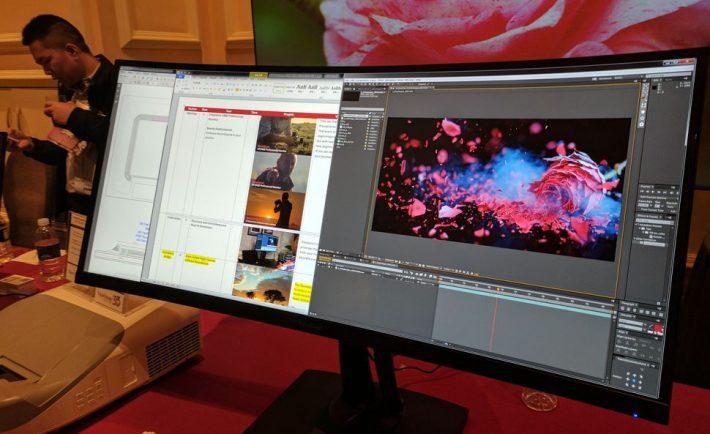 4K, monitor,