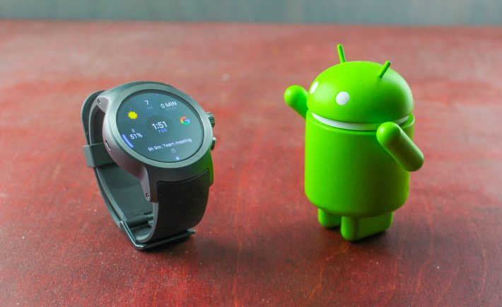 Smartwatch Android LG Google
