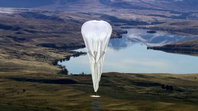 Project Loon, Projecto Loon, Google, tendencias