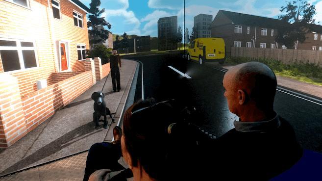 BlueRoom Realidad Virtual autismo VR tecnología