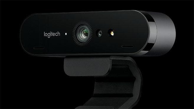 Logitech Webcam HD 4K resolución