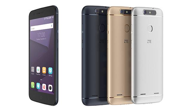 ZTE, Blade V8, Blade, smartphones