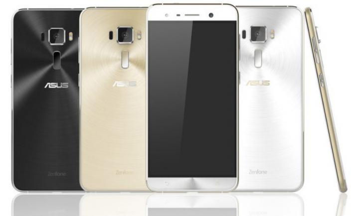 Zenfone 3 se actualiza a Android Nougat