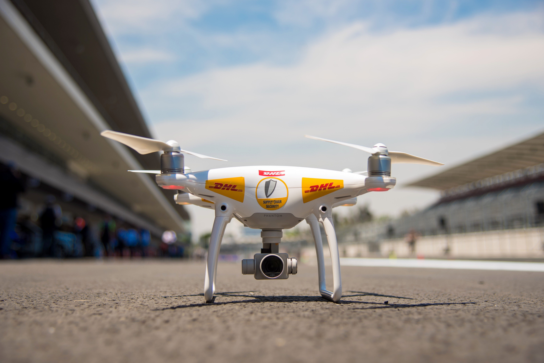 Drone Effibot DHL
