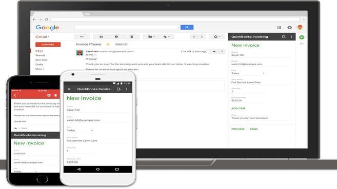 Enviar dinero por Gmail ahora se podrá hacer desde la APP directamente