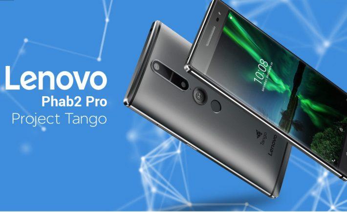 Lenovo, phab 2 pro, Project Tango