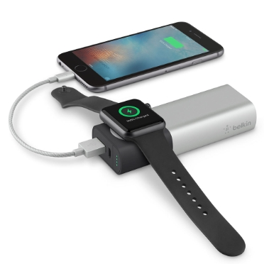 Valet Charger Power Pack 6700 mAh for Apple Watch + iPhone