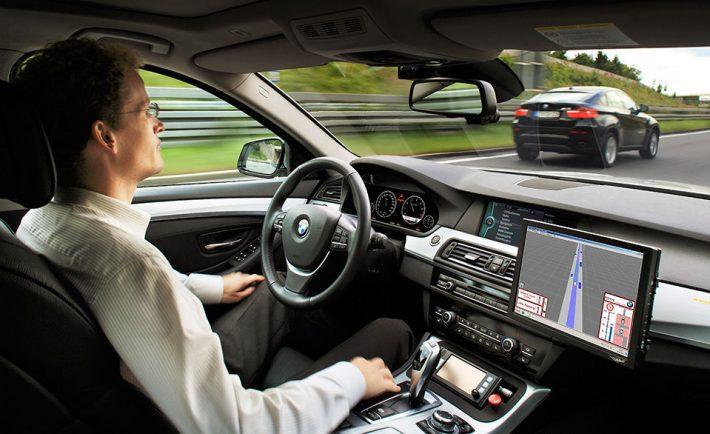 autos autónomos
