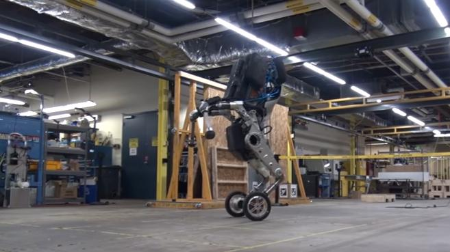 robot, handle, Boston Dynamics