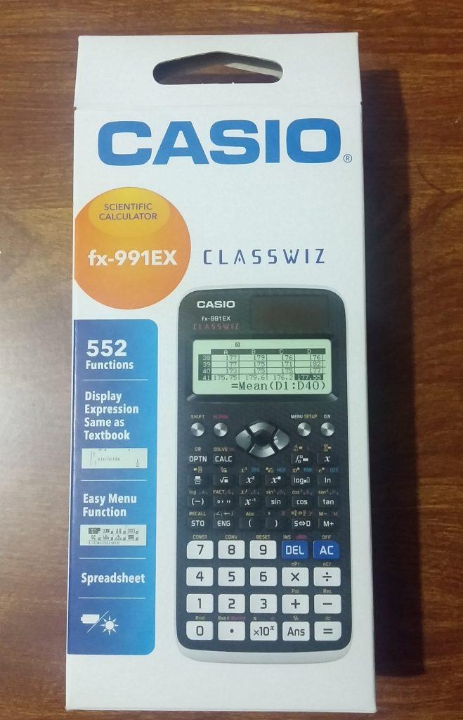 Casio Classwiz fx 991EX