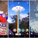 Snapchat, World Lenses