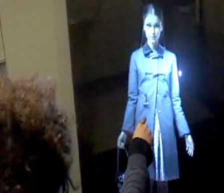 hologramas