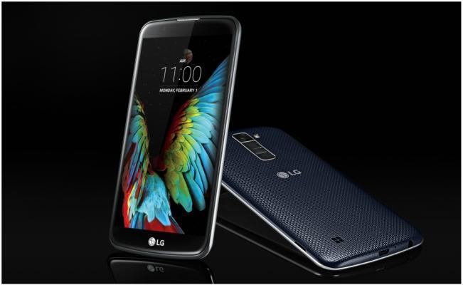 LG K10 y LG Stylus 3