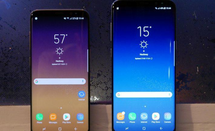 Galaxy S8 y S8+