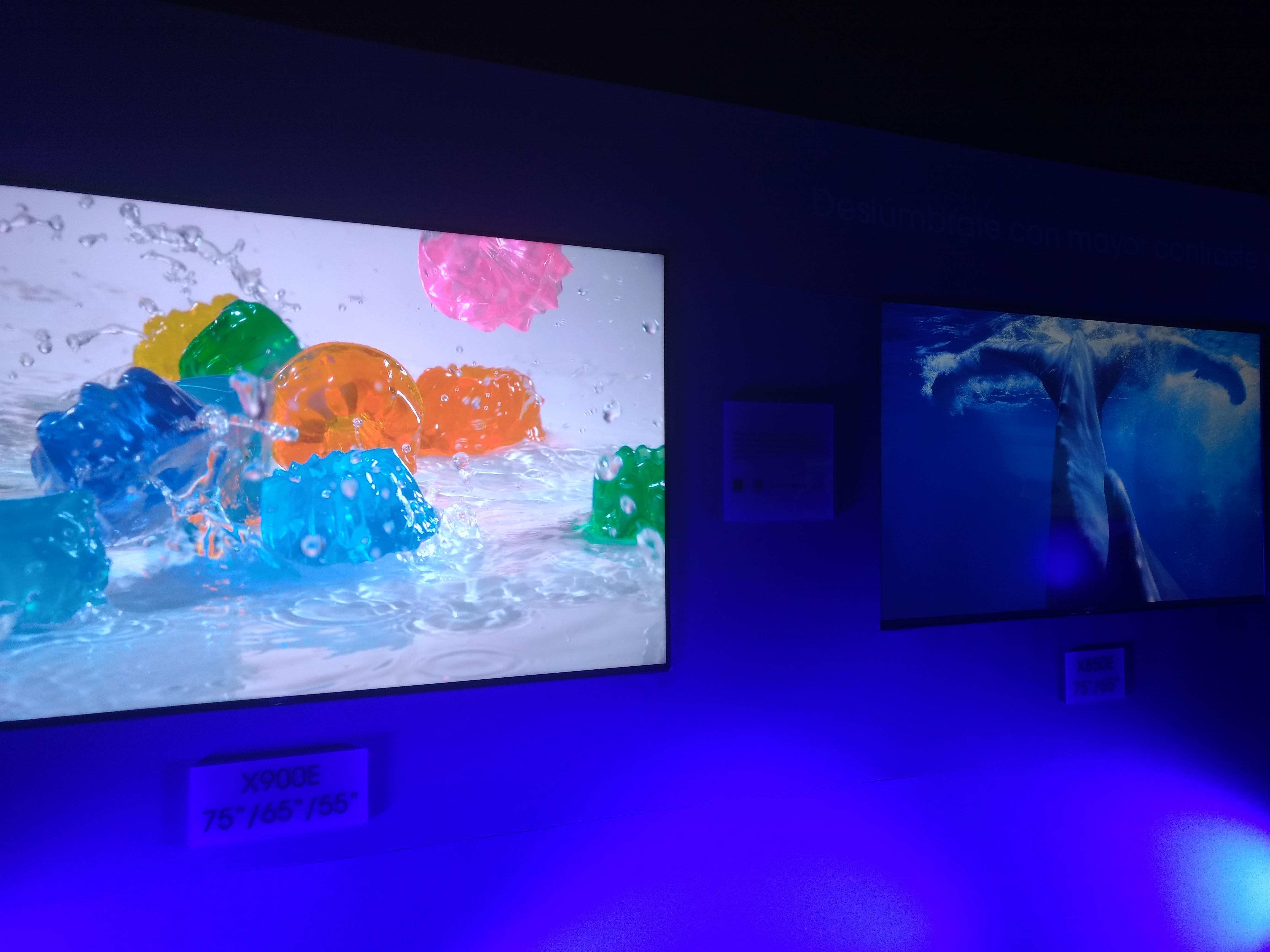 Presentan nueva pantalla sin bocinas de Sony