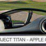 Project-Titan Apple
