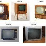 Evolucion del Televisor