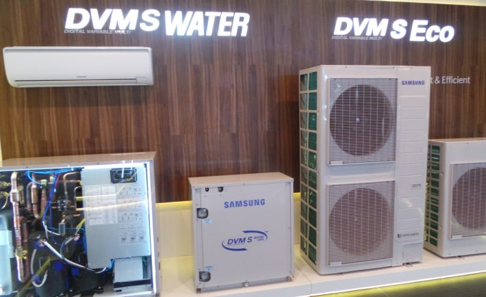 Samsung inaugura nueva zona de exhibición en Sistemas de Aire Acondicionado