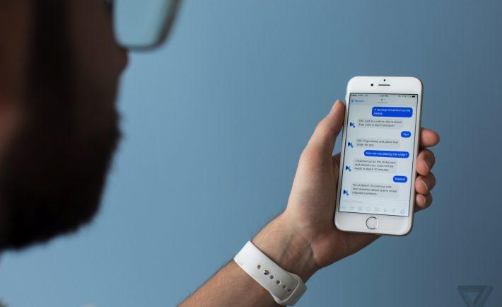 M, el asistente virtual de Facebook, ahora habla español