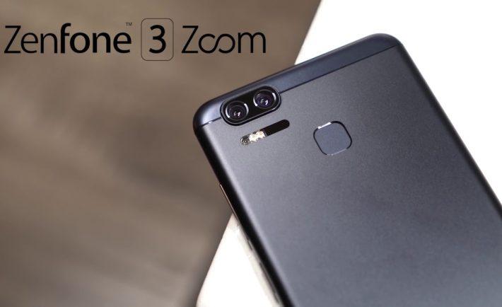 Análisis al ZenFone 3 Zoom de Asus