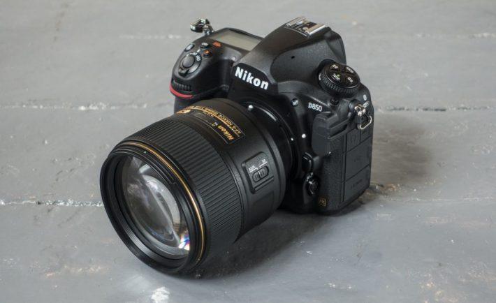 Características de la cámara Nikon D850 - PCWorld México