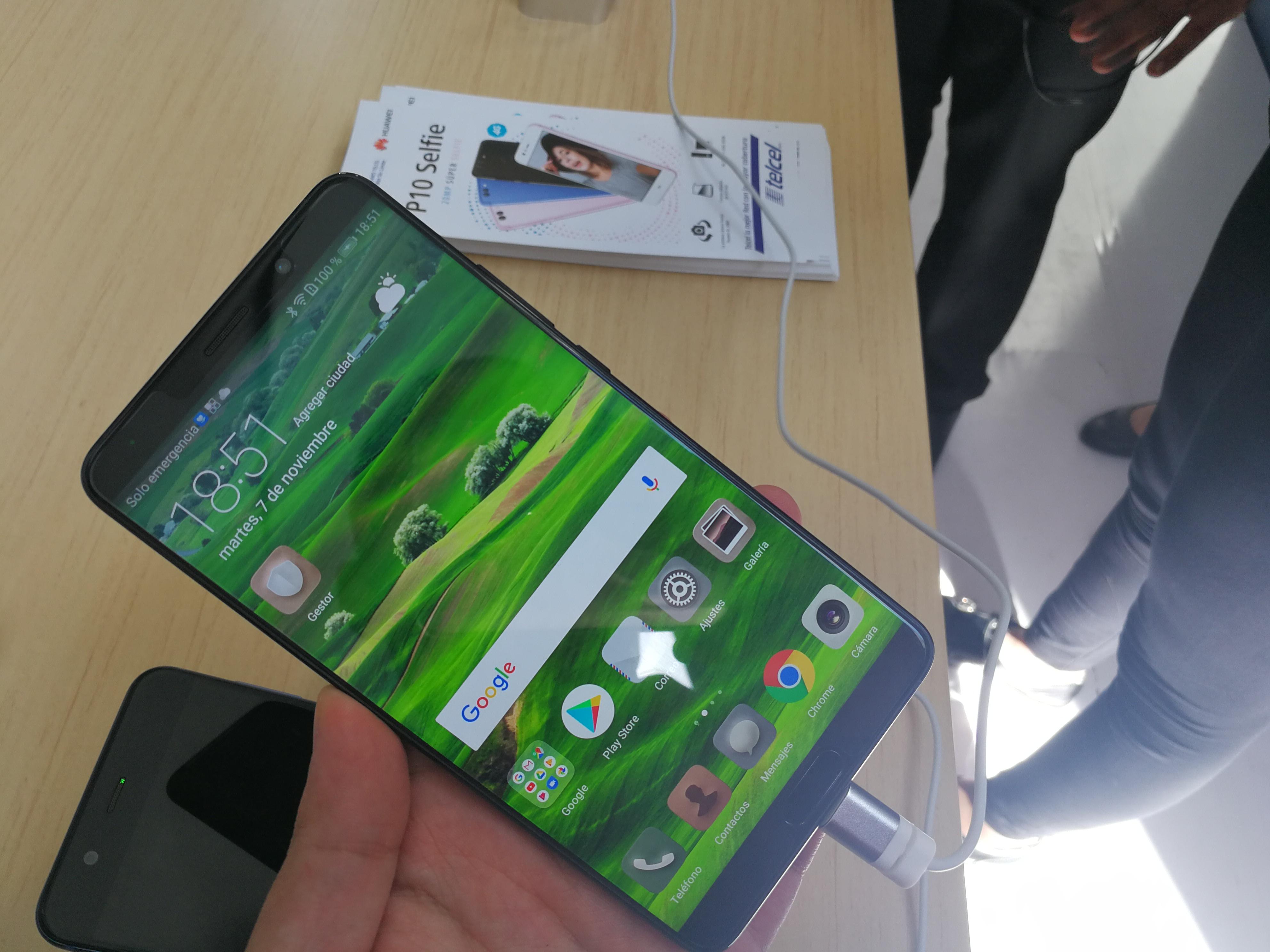 Mate 10 de Huawei con el procesador Kirin 970