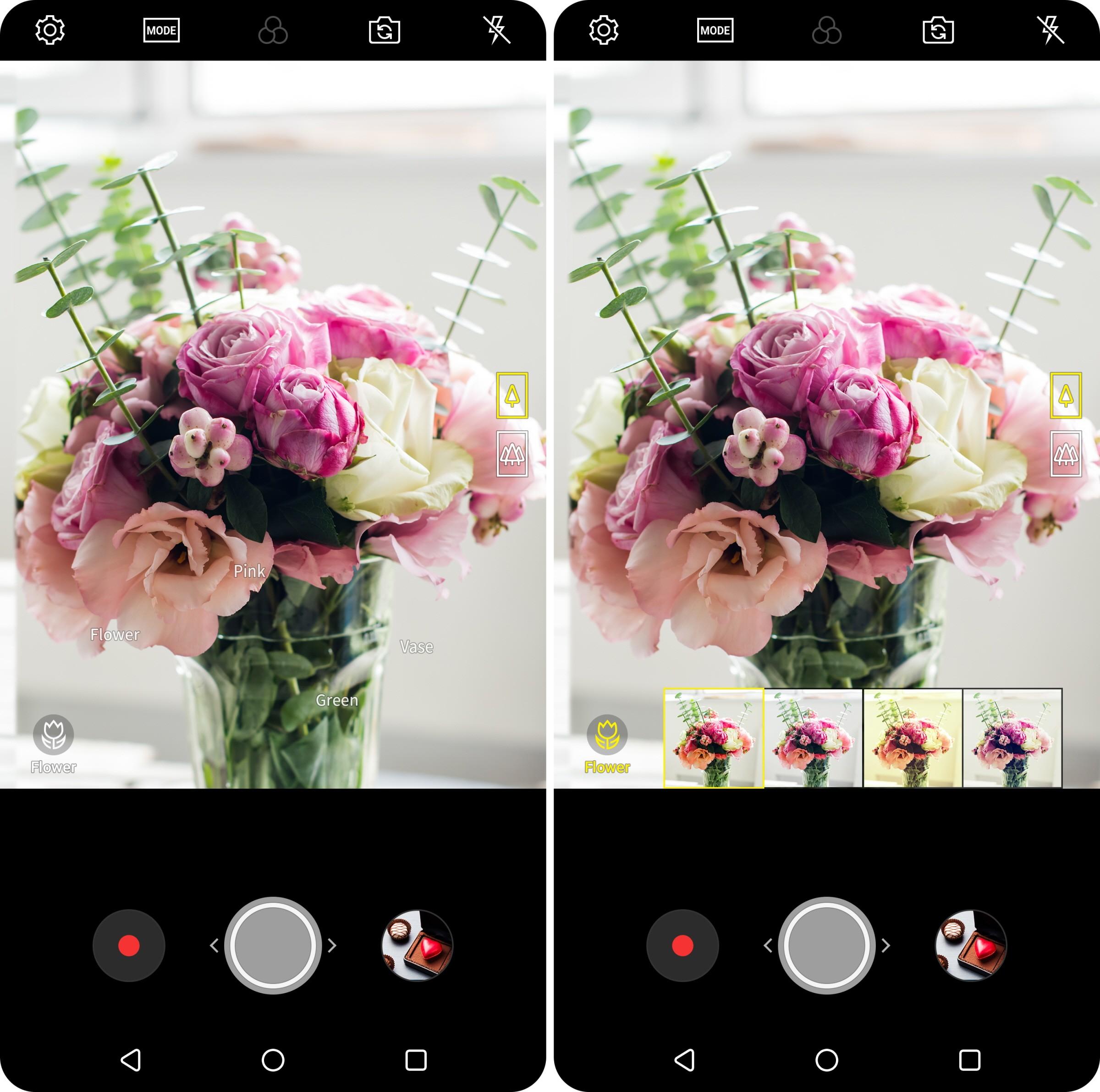 El nuevo celular de LG incluirá inteligencia artificial