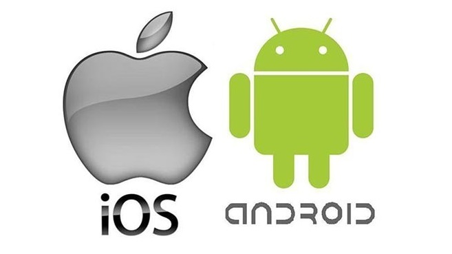 ios vs android  u00bfqu u00e9 usuarios son m u00e1s fieles a la marca de download vector apple logo vector apple logo free