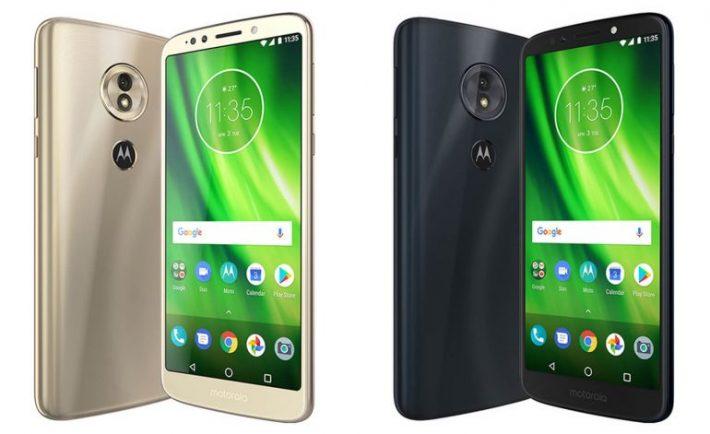 1c5efe7351 Precio de los smartphones Moto G6 Plus y Moto G6 Play con Movistar
