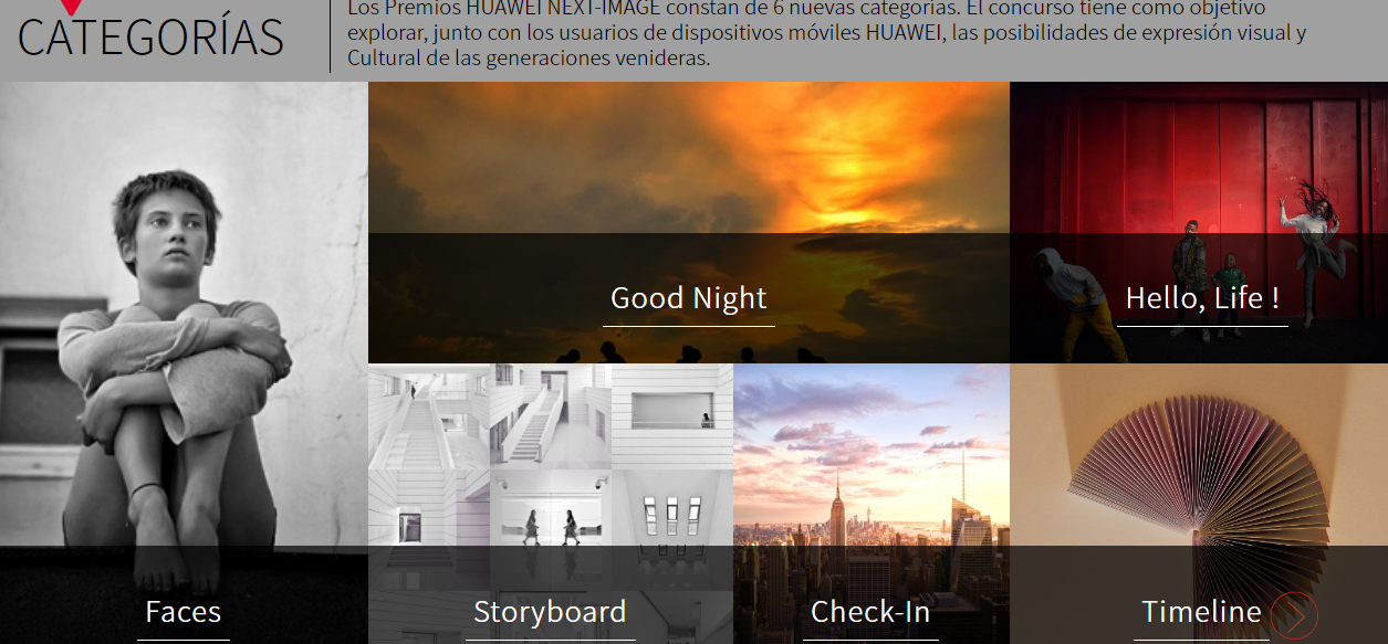 Huawei Next Image Lanza Sitio En Espa 241 Ol Para