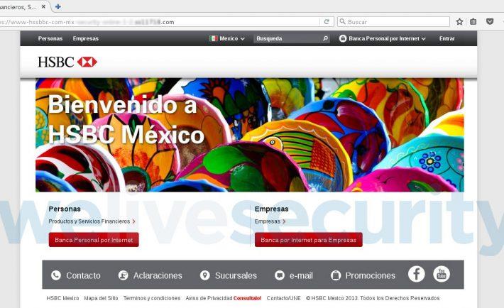Alerta Son Detectados Correos Falsos De Hsbc Pcworld México