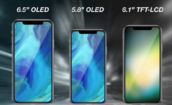 Imagen no confirmada de los nuevos iPhones