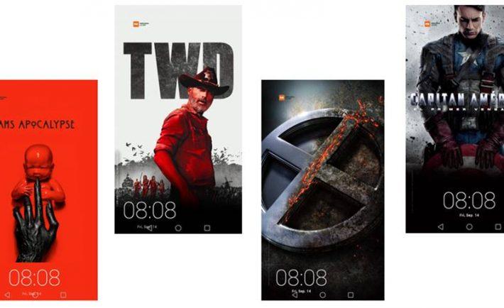 Contenido de Fox exclusivo para Huawei Mate 20