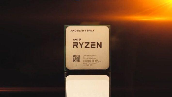 Serie 5000 de Procesadores AMD Ryzen