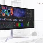 LG presenta su nueva línea de monitoresUltra en CES 2021