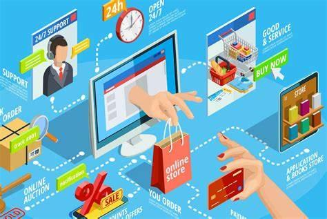 Una tienda en línea puede ser la salvación