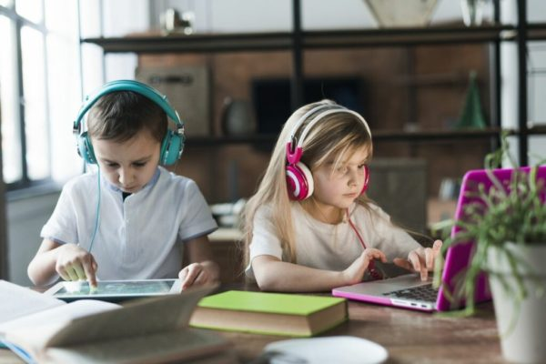 los temas más buscados por los niños durante la cuarentena