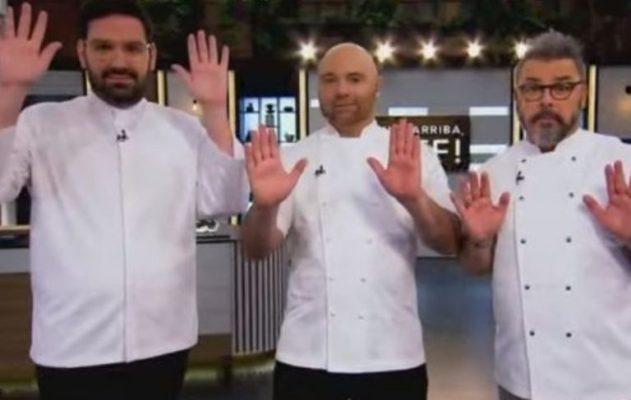 Manos Arriba,Chef!,